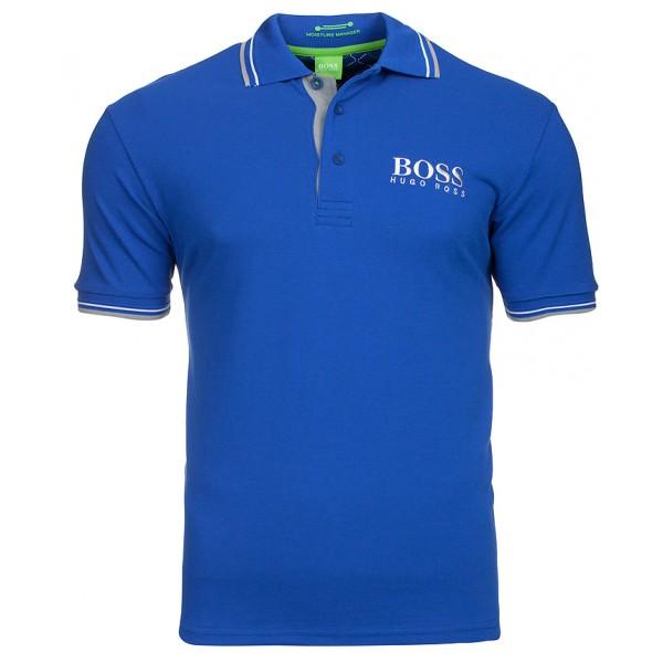 Hugo Boss Polo uomo – blu