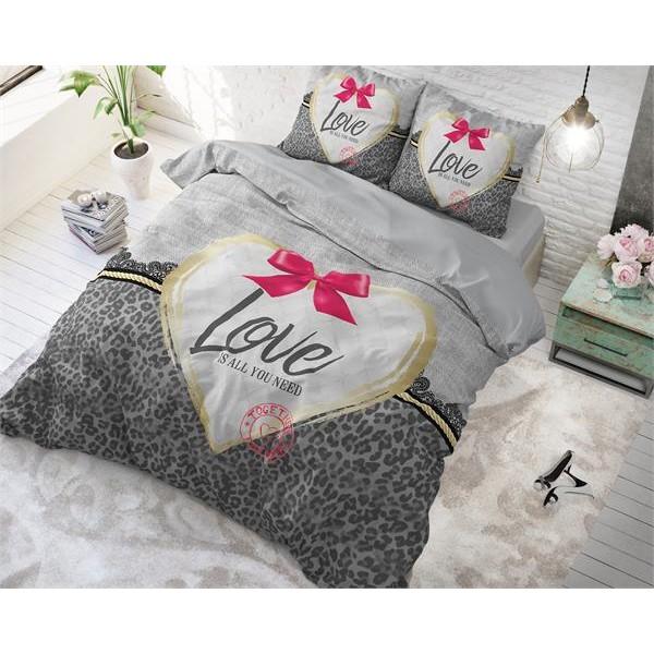 Wild Love 3 Grey